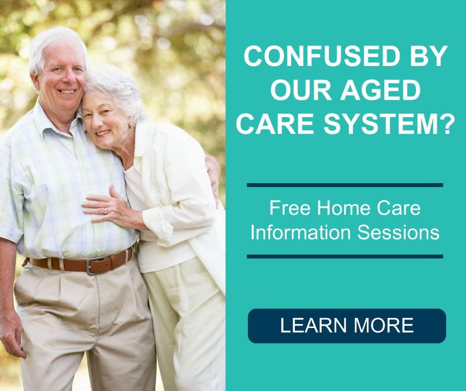 home care, information, seminar
